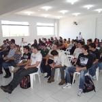 Participantes de toda a região do Vale do Ivaí. Foto: Sinué Naico