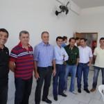 Presença de autoridades do município. Foto: Sinué Naico