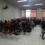 Apresentação do Diretor Executivo, Prof. Dr. Emerson Carneiro Camargo - Foto: Sinué Naico