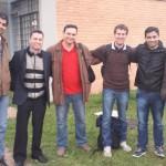 Diretor do Campus juntamente com os professores coordenadores dos cursos.