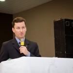Prof. Roberto Pettres, diretor do campus avançado da UFPR em Jandaia do Sul. FOTO: Marcos Solivan