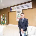 Prof. Roberto Pettres, diretor do campus avançado da UFPR em Jandaia do Sul.