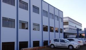 Instalações da UFPR em Jandaia do Sul