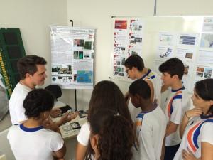 Participação no 1° Vale da Ciência