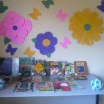 Intervenções na Biblioteca Cidadã – Painel de Primavera (2015)