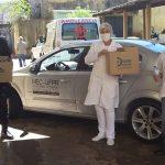 Em Jandaia, produção é distribuída no sistema de saúde (Fotos: divulgação)